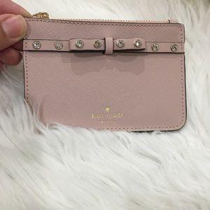 New kate spade card holder/ wallet